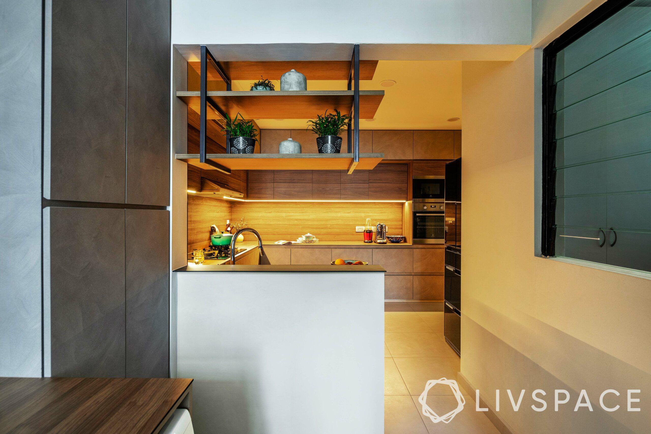 interior designer singapore-kitchen-laminate backsplash