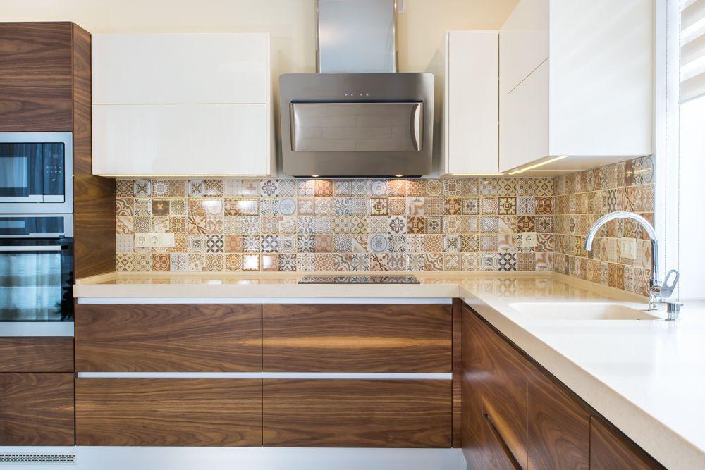 kitchen cabinet finishes-veneer