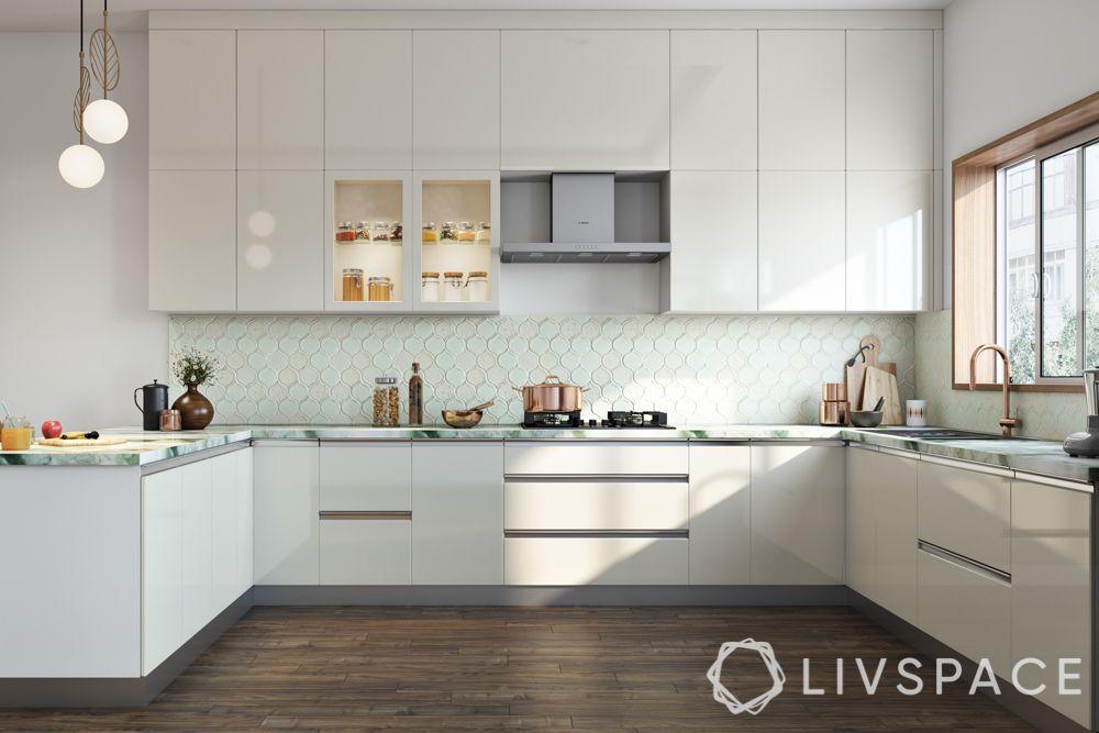 kitchen cabinets-acrylic