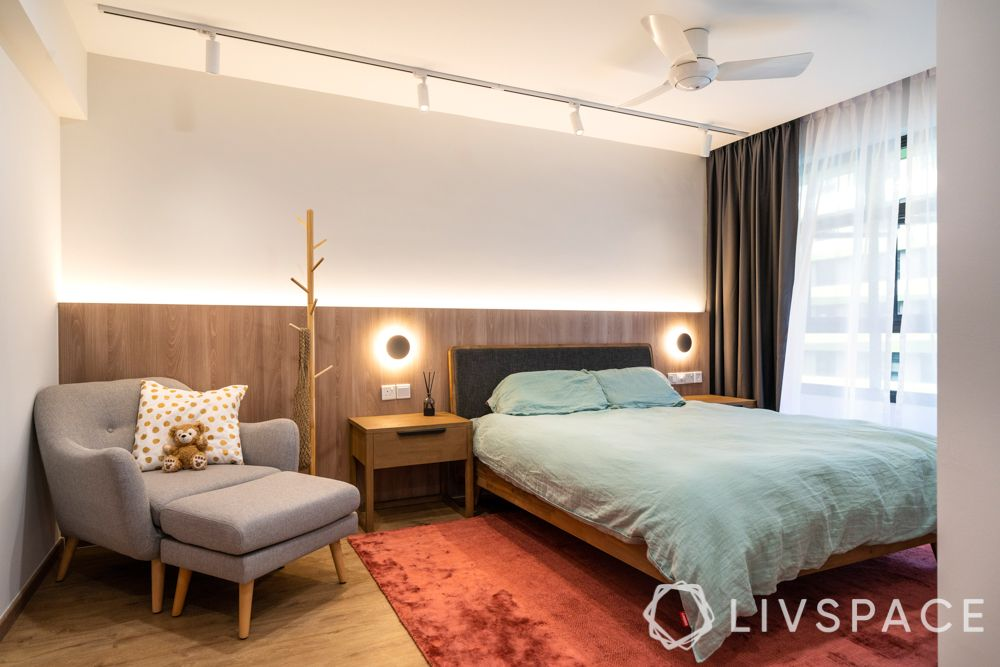 renovation-ideas-HDB-compact-bedroom-wood-panel