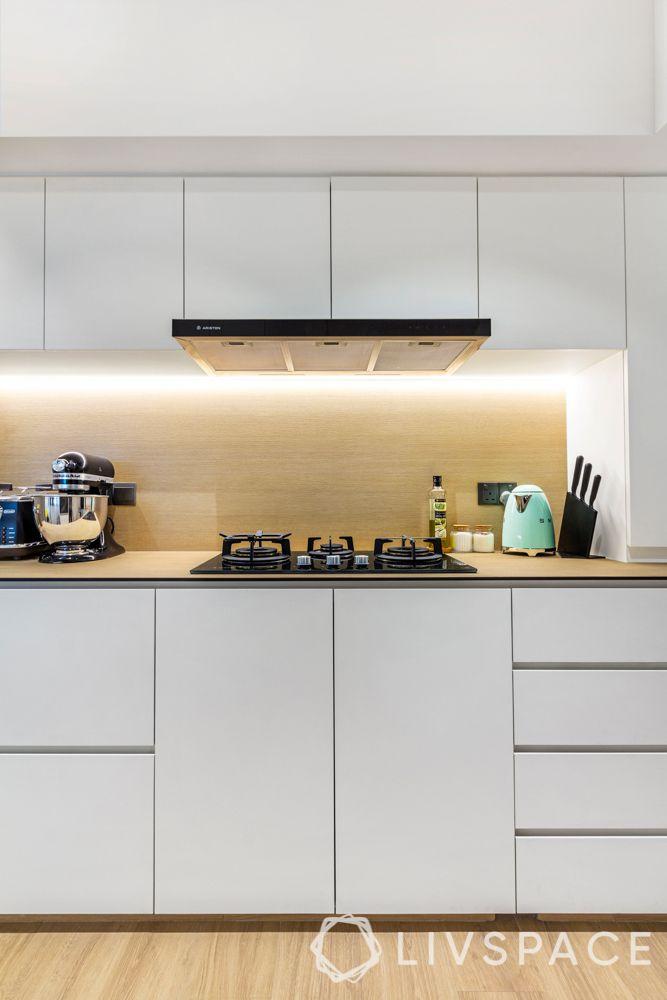 kitchen cabinet design-appliances-hob-mixer-chimney