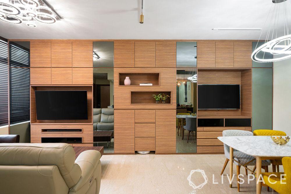 tv-wall-design-wooden