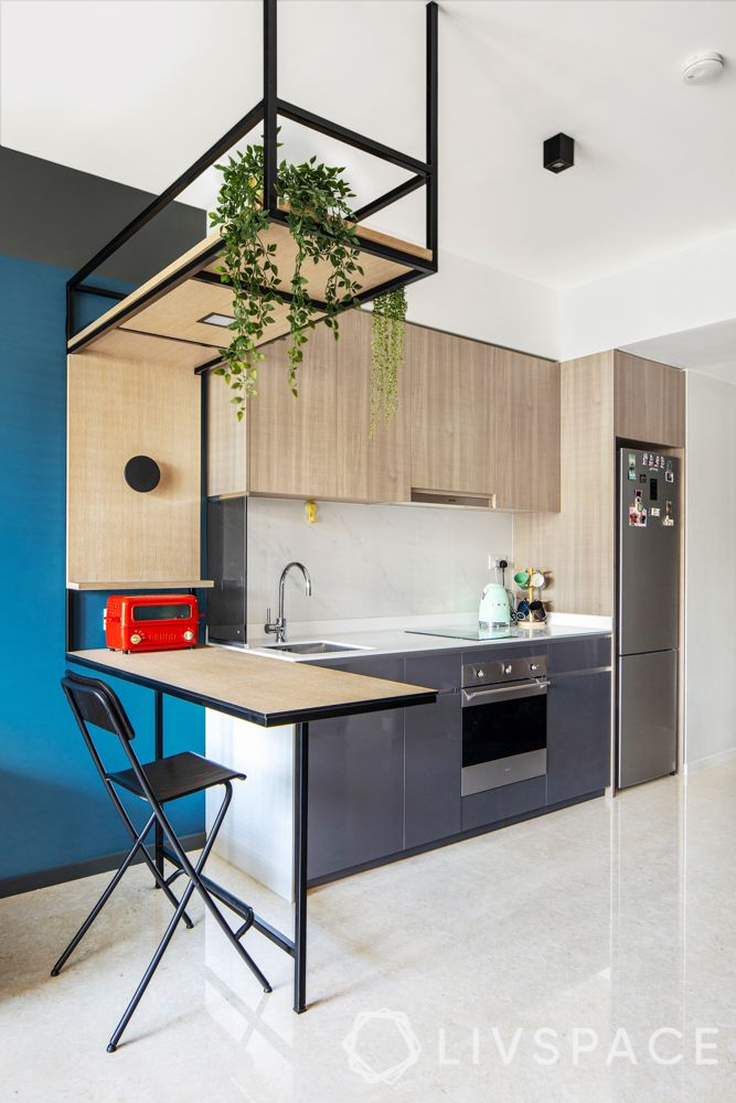 open concept kitchen-small kitchen designs