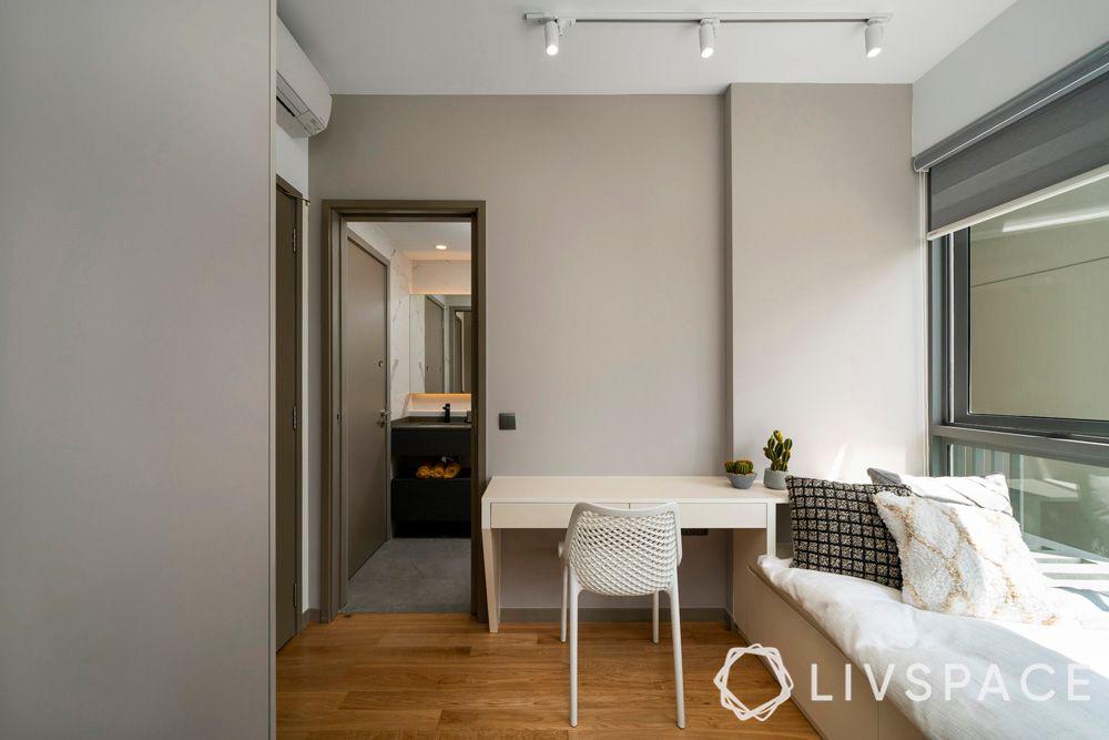 minimal interior design-study
