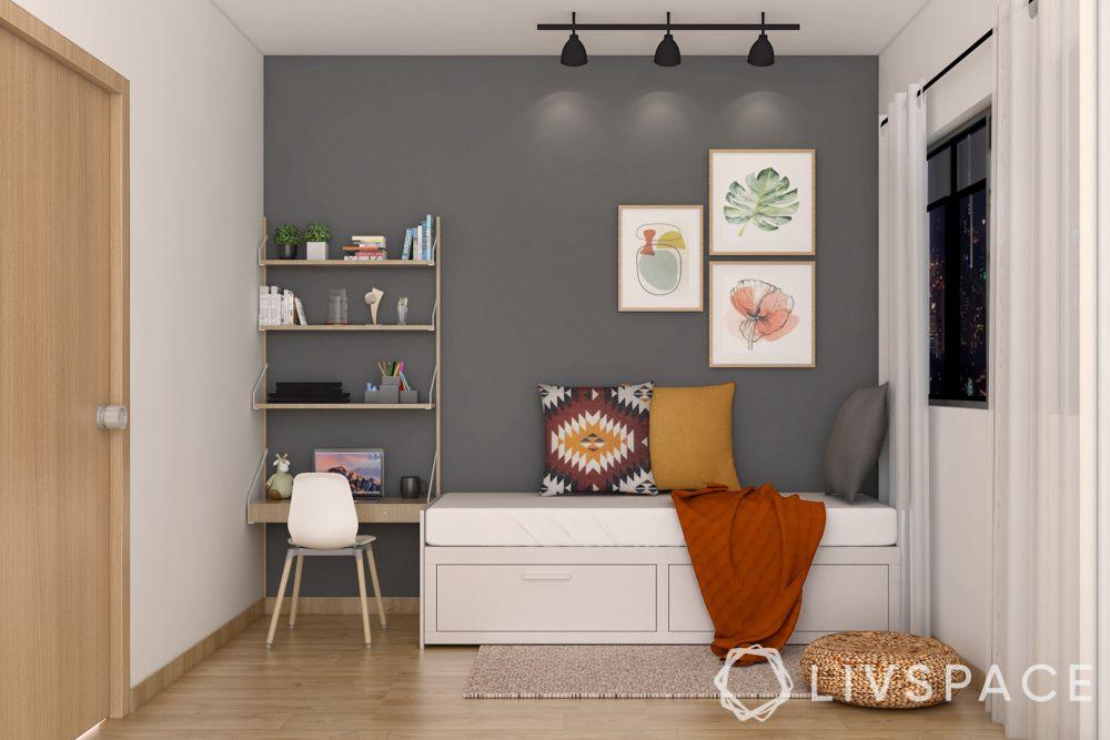 hdb bto package-grey wall-cushion covers