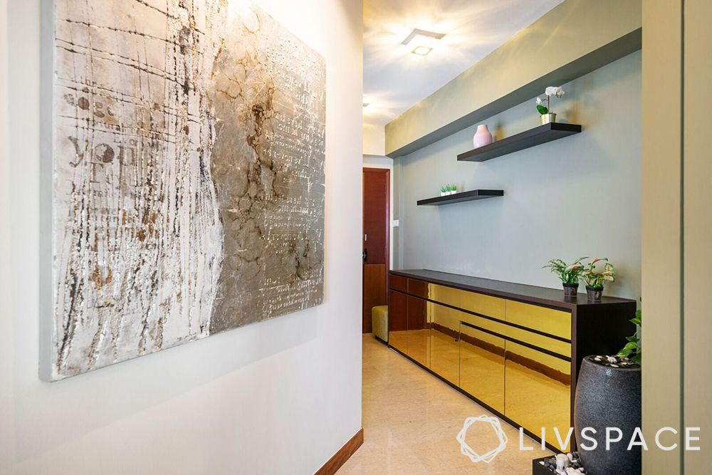 condominium-interior-design-foyer-lighting