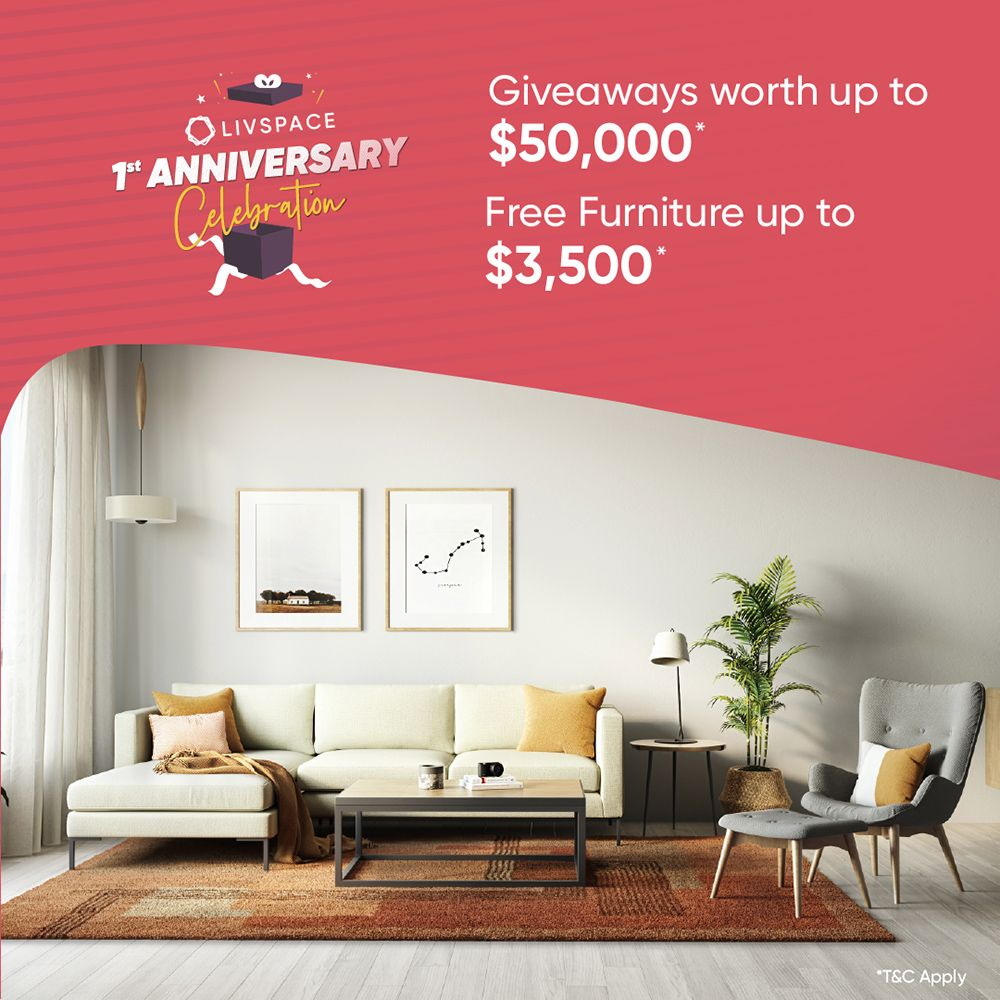 livspace-singapore-anniversary-offers-promotions
