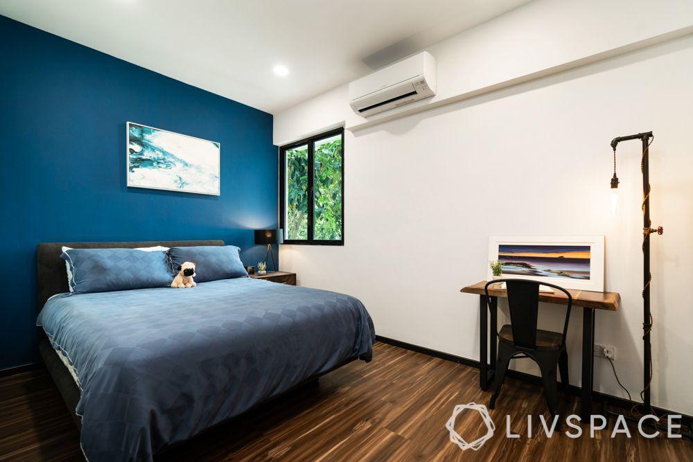 5-room-flat-design-bedroom-blue-wall