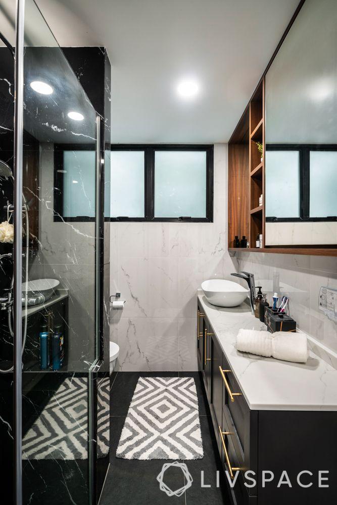 5-room-flat-design-master-bathroom-black-floor