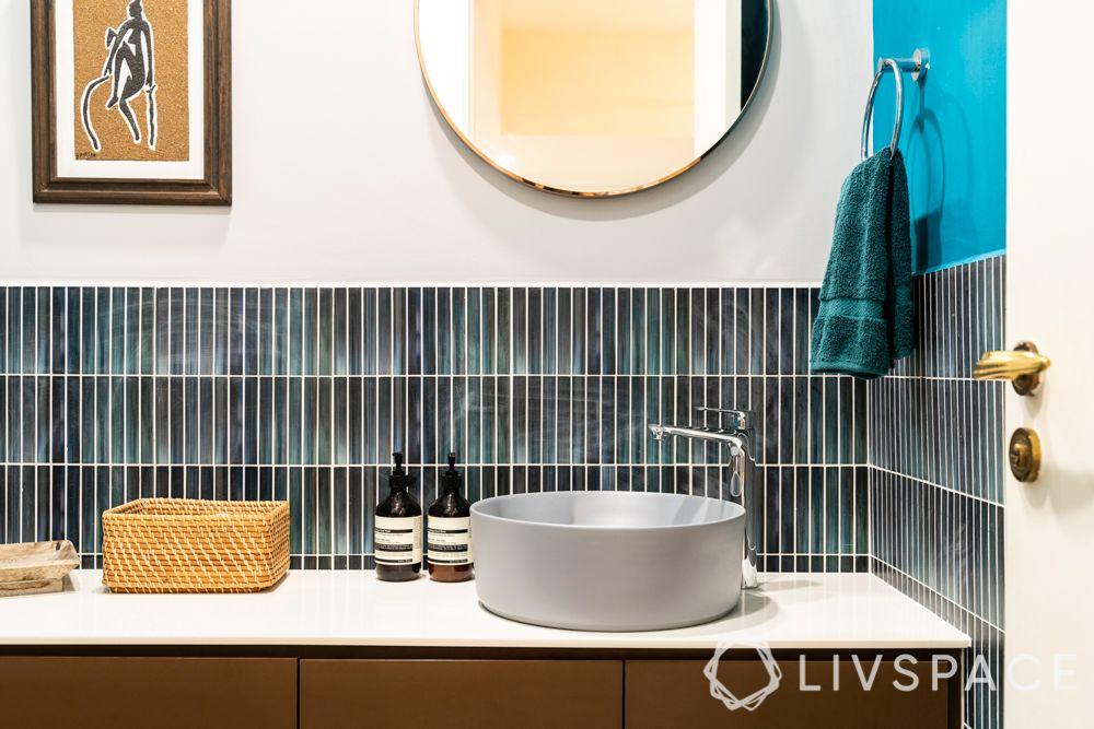 3-room-condo-powder-room-basin-blue-tiles
