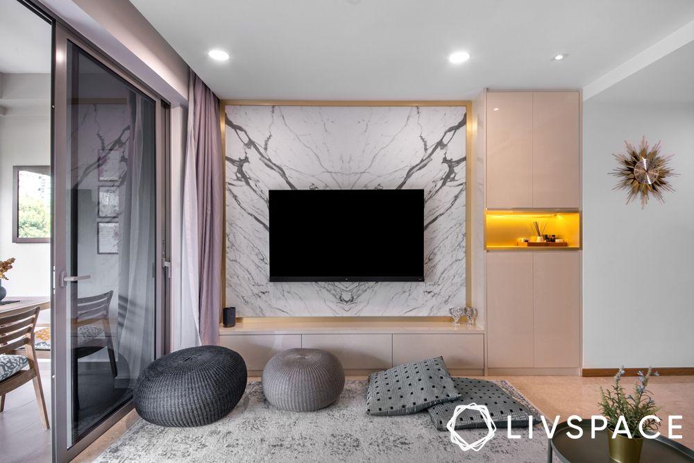 small-space-interior-design-poufs