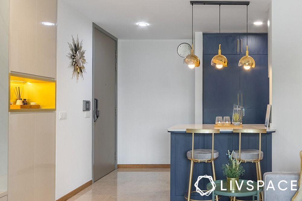 small-space-interior-design-breakfast-counter