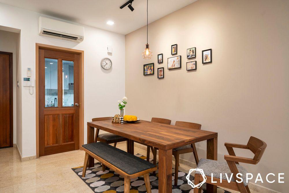 small-space-interior-design-bench