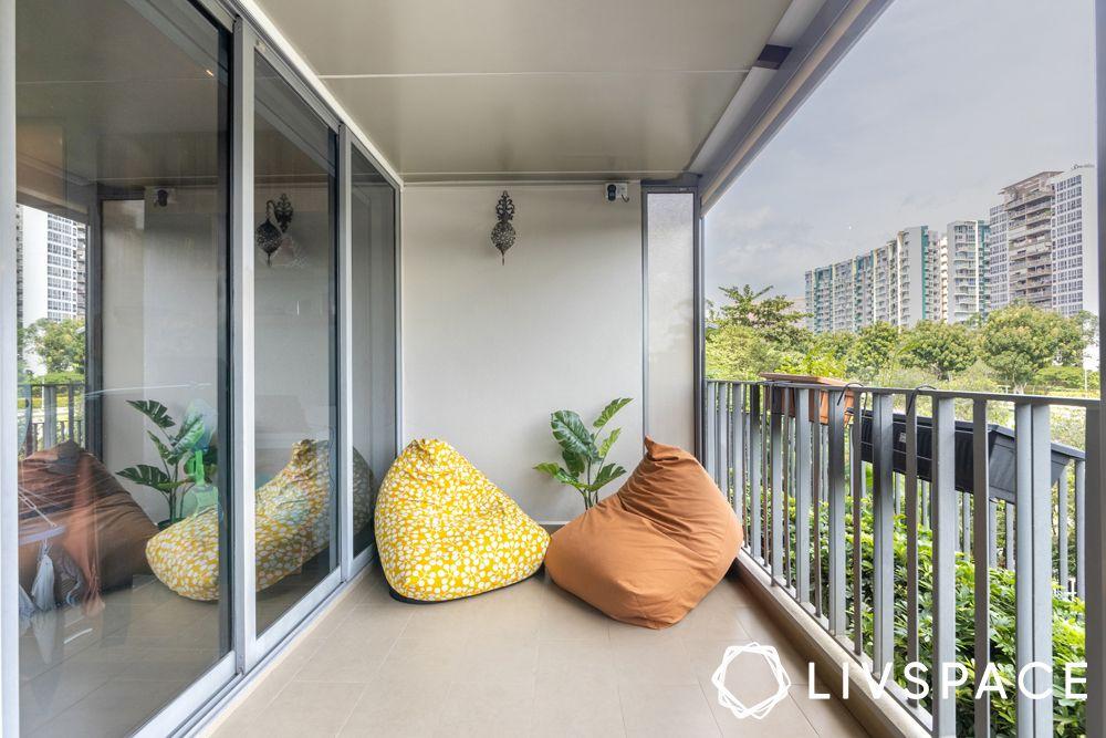small-space-interior-design-bean-bags