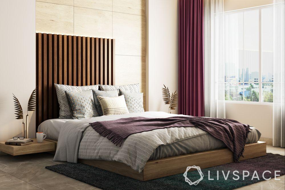 small-bedroom-design-platform-bed
