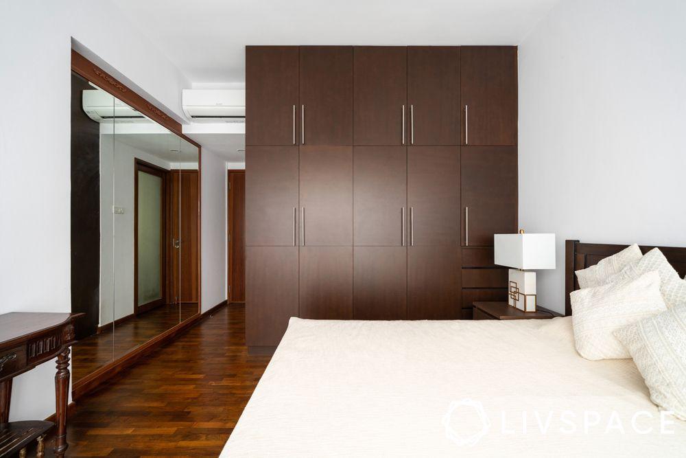 built-in-wardrobes-brown-cabinet-design-long-handles