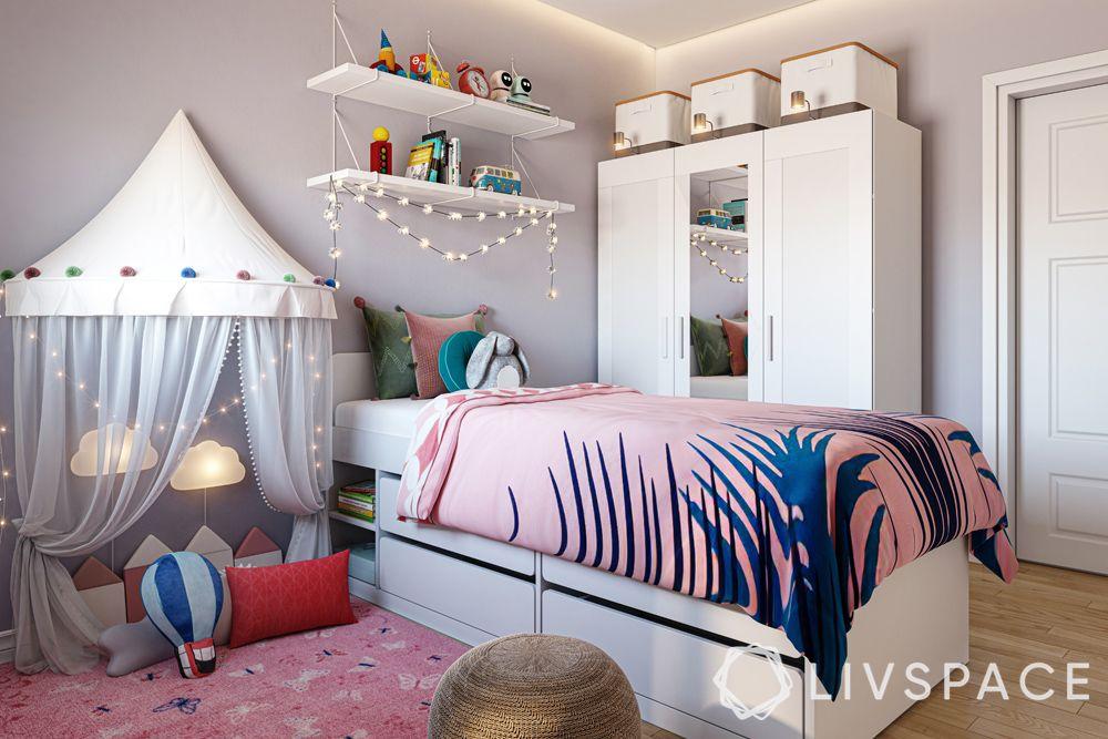 design-singapore-daughter-bedroom-fairy-corner-wall-shelves