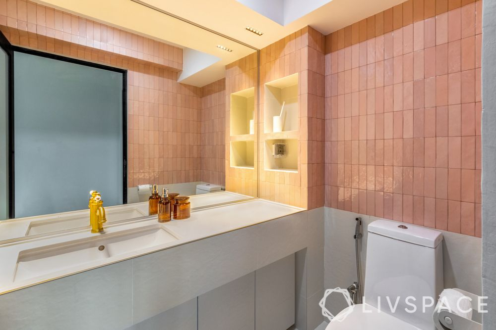 hdb-interior-design-powder-room-pink-wall-tiles