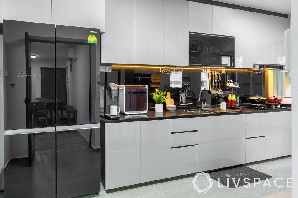 5-room-hdb-renovation-kitchen-appliances-fridge-black