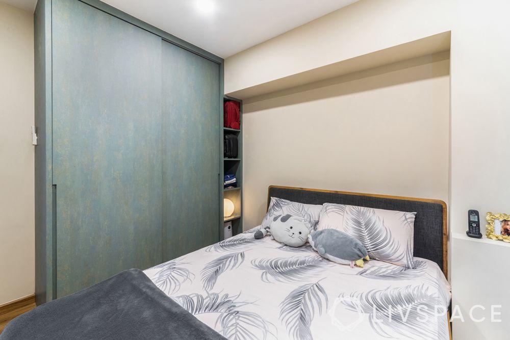 resale-hdb-bedroom-wardrobe-open-shelf