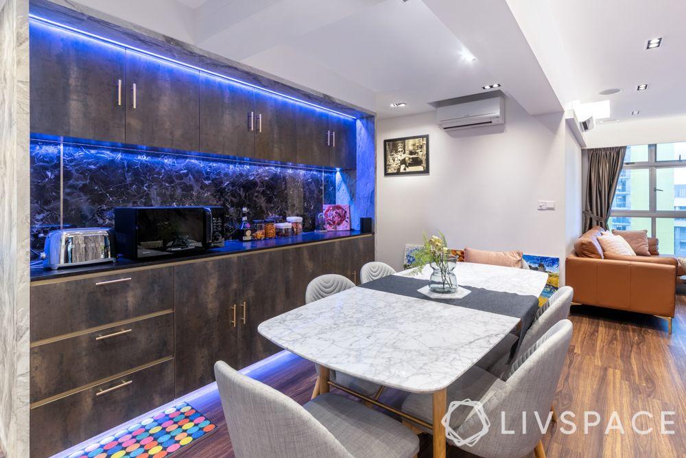 bto-renovation-dry-kitchen-blue-led-lights