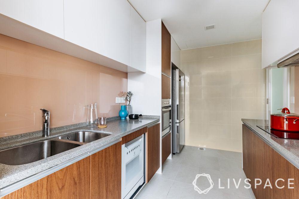 4-bedroom-condo-kitchen-parallel-laminate-cabinets