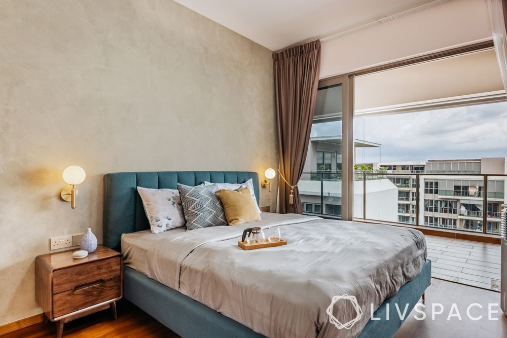 4-bedroom-condo-master-bedroom-balcony-upholstered-bed