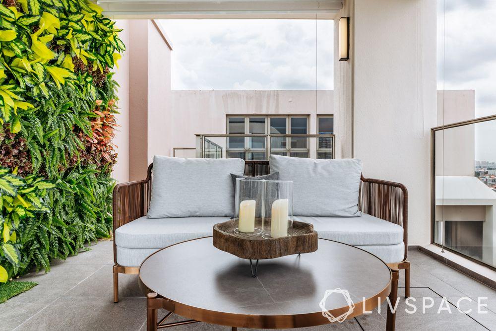 4-bedroom-condo-zen-garden-wooden-centre-table-candlestand