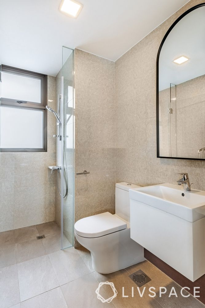 4-bedroom-condo-guest-bathroom-shower-area-textured-tiles