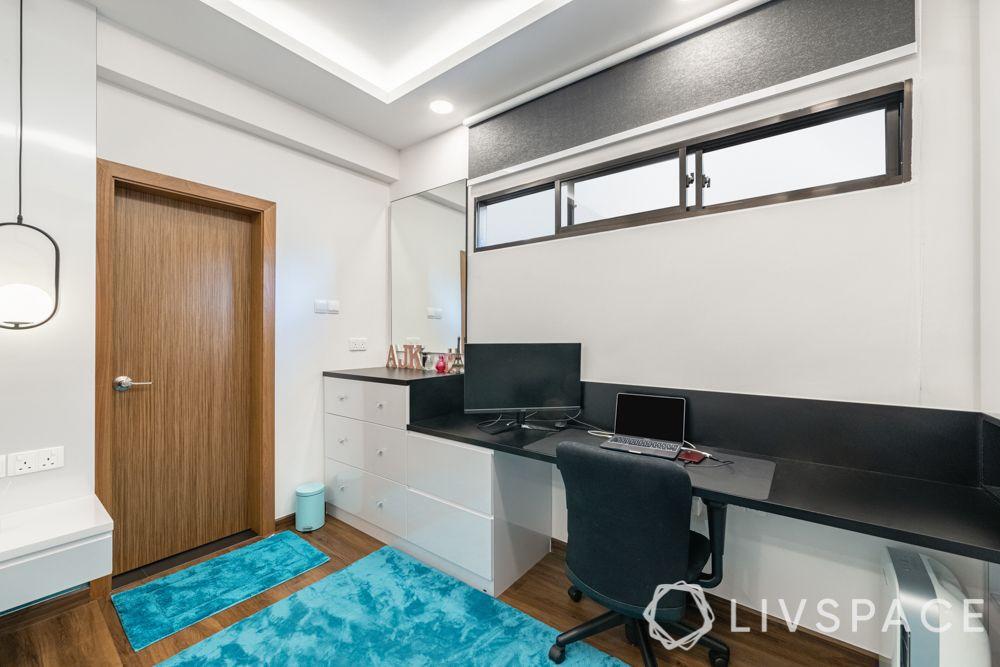 modern-interior-design-bedroom-blue-rugs
