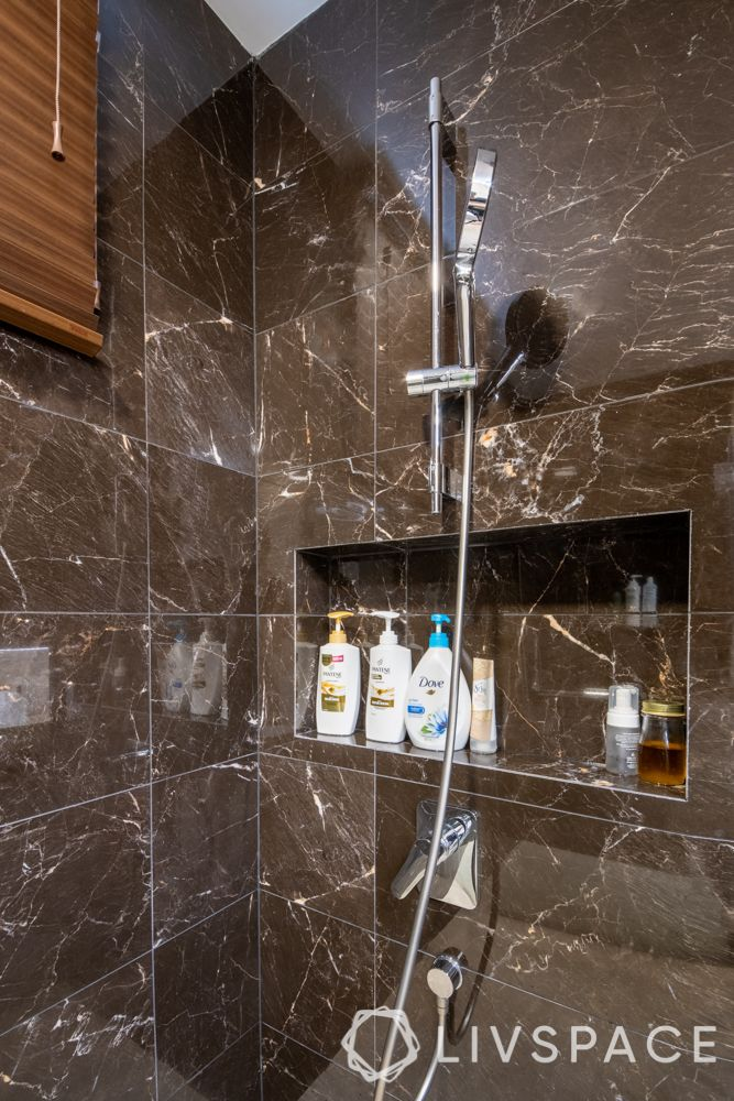 modern-interior-design-brown-tiles-shower-area