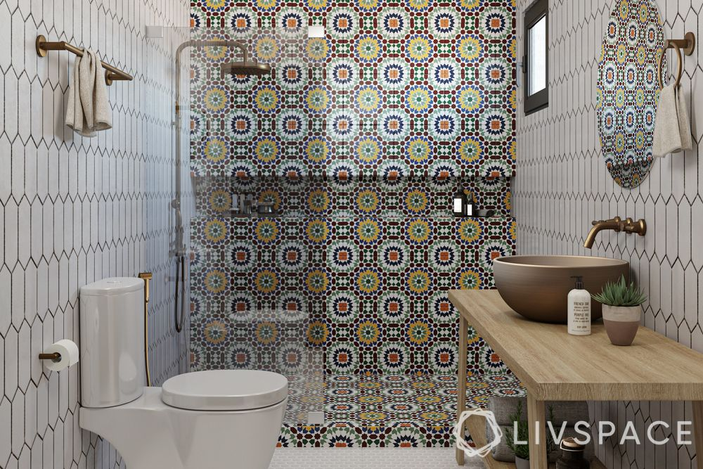 bathroom-tiles-bold-moroccan-pattern