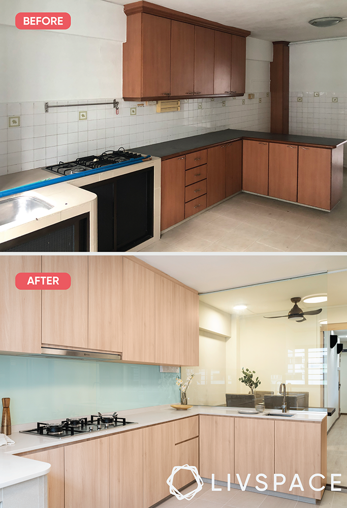 kitchen-hdb-before-after-l-shaped-laminate-kitchen-glass-backsplash