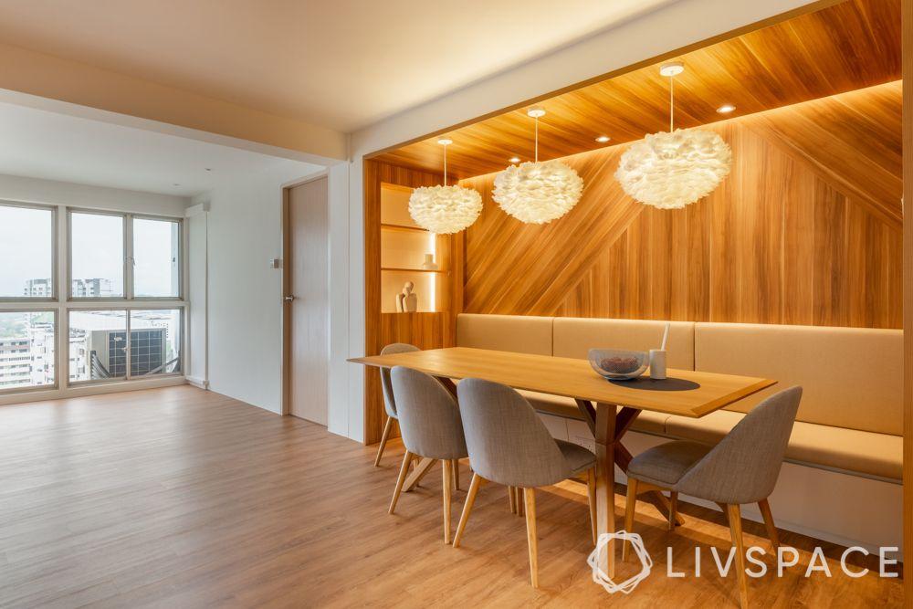 false-ceiling-carpentered-wooden-ceiling-chandelier