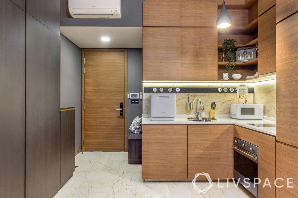 kitchen-colours-small-kitchen-wood-grain-laminate