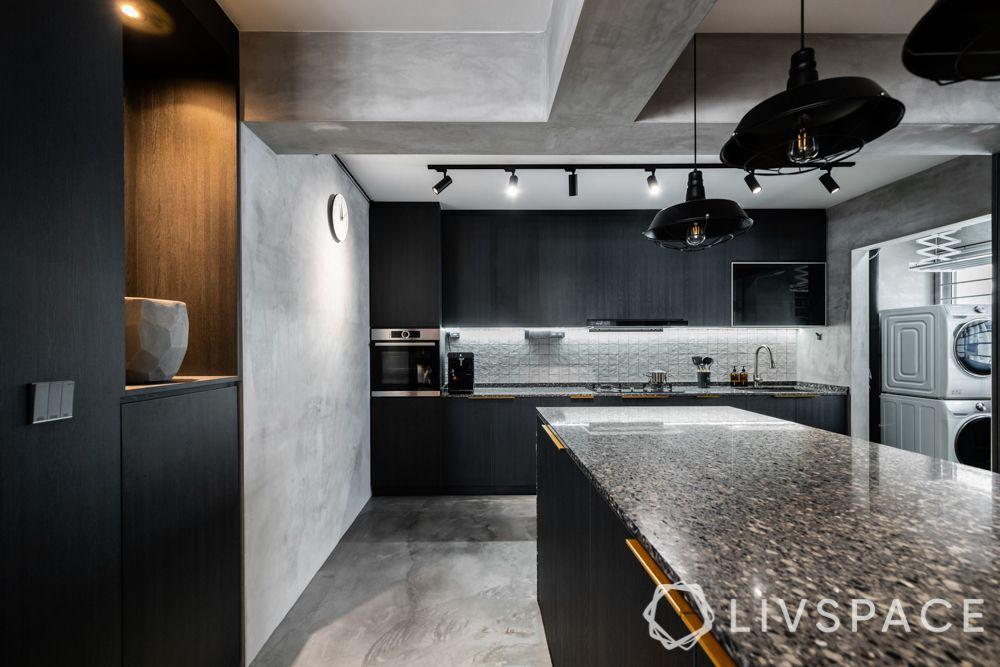 kitchen-colours-big-kitchen-black-cabinets