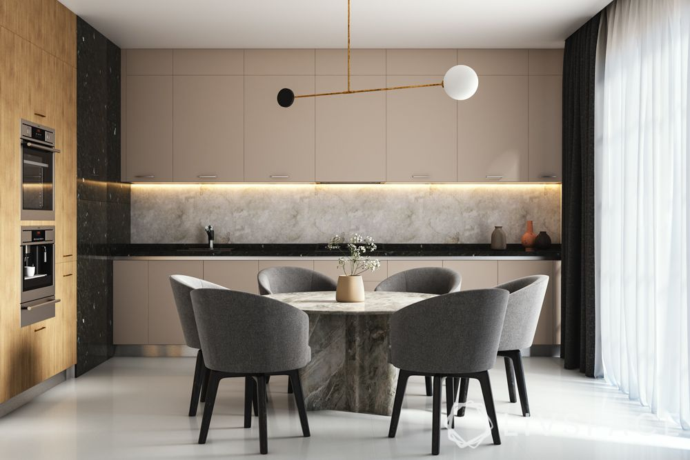 dining-room-design-edgy-design-stone-table-grey-chairs