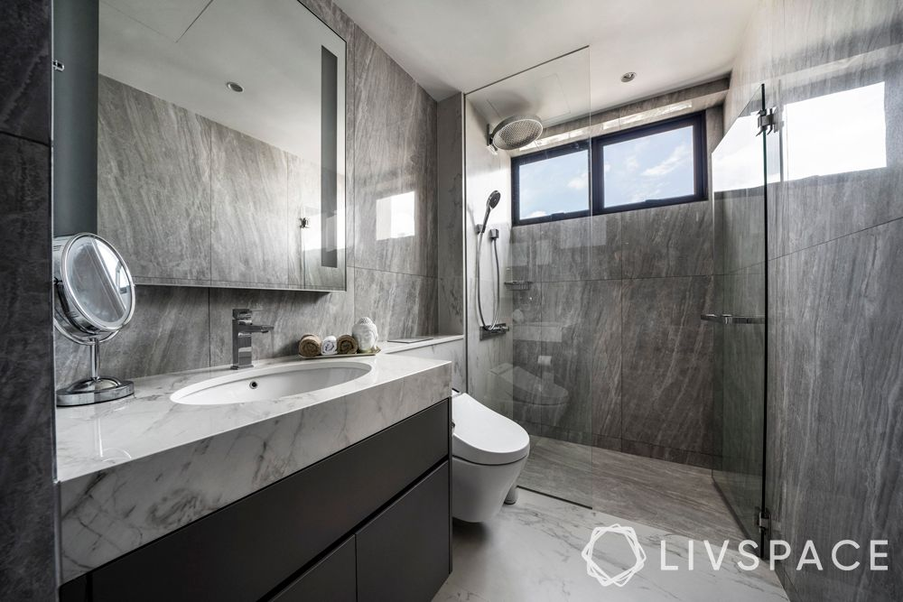 penthouse-condo-bathroom-grey-wall-tiles-vanity