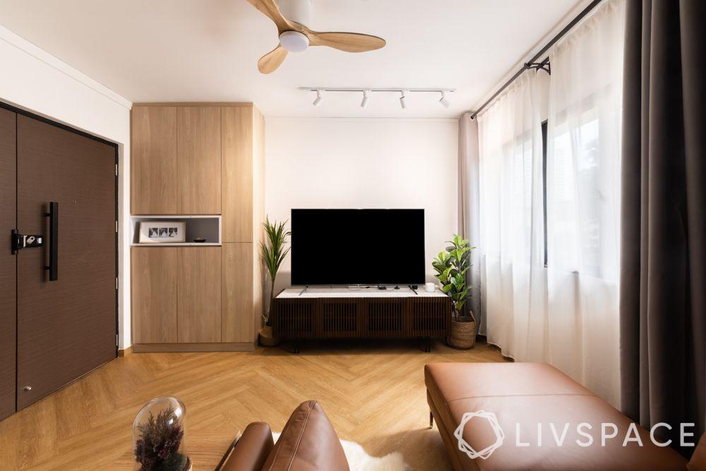 4-room-hdb-resale-renovation-ideas-living-room-minimal-brown-laminate