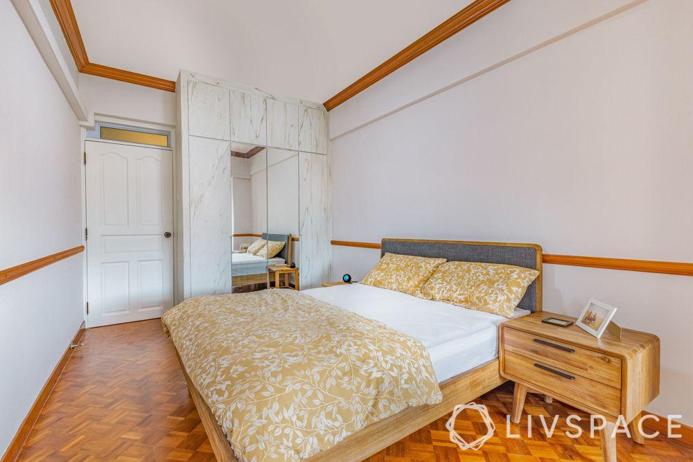 bedroom-ideas-bold-flooring-wooden