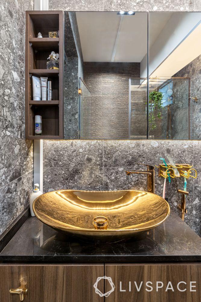 toilet-design-metallic-sink