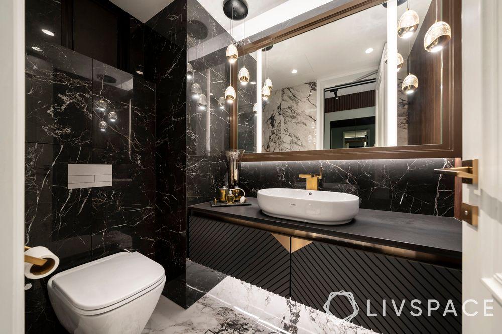 toilet-design-bold-black-vanity-wall-tiles