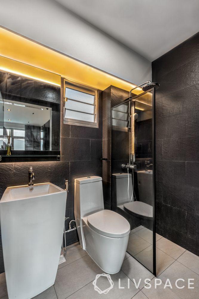 toilet-design-compact-black-tiles-led-lights