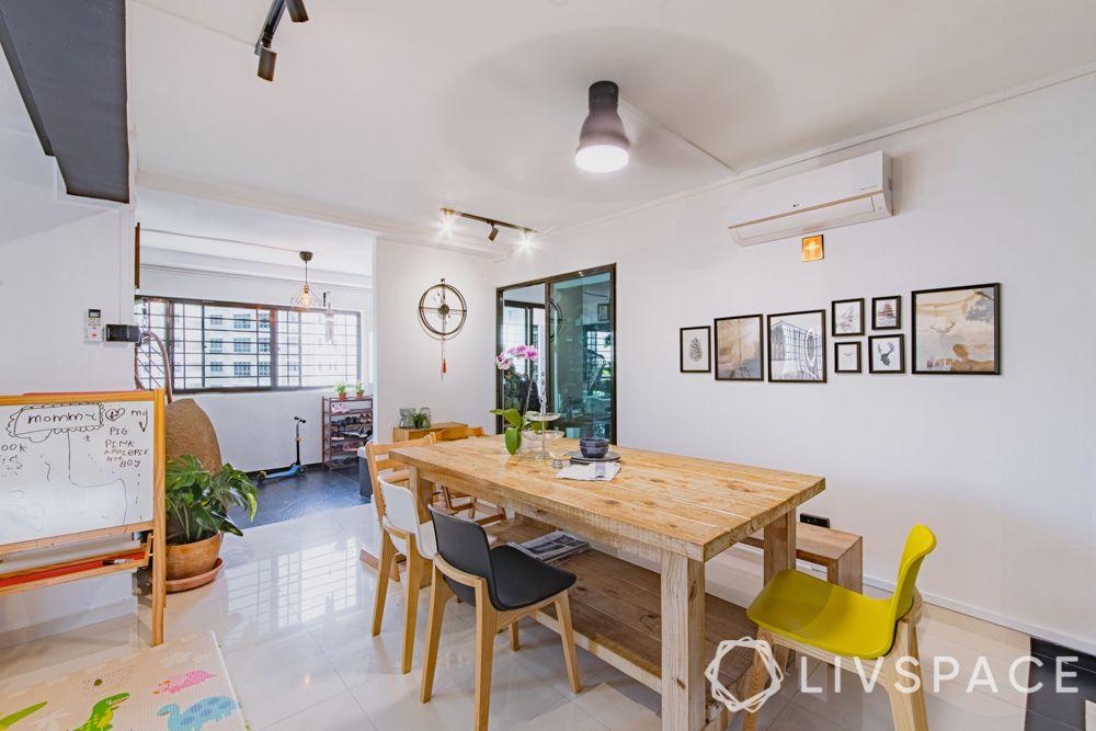 3gen-flats-dining-room-wall-art-white-walls-plants