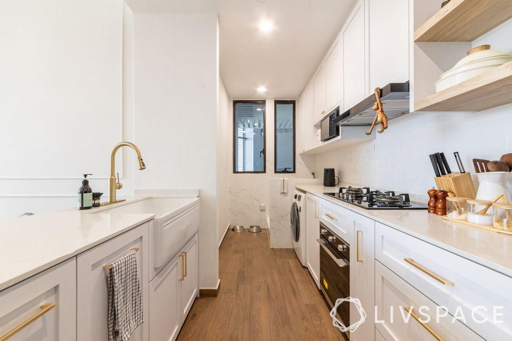 interior-design-styles-farmhouse-style-white-kitchen-cabinetry