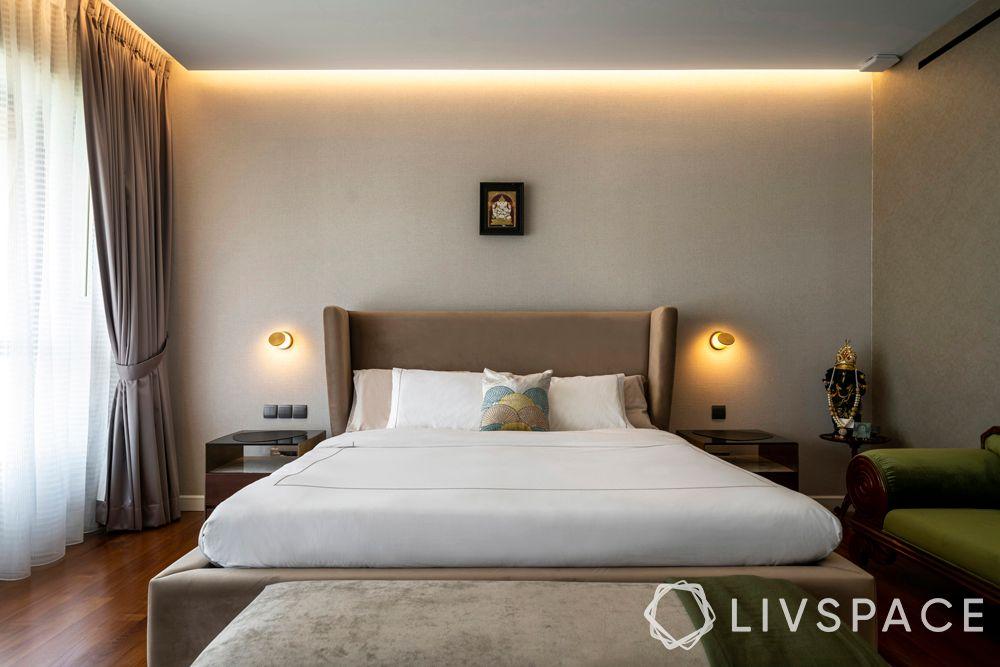 condo-interior-design-ideas-singapore-bedroom-modern-upholstered-bed