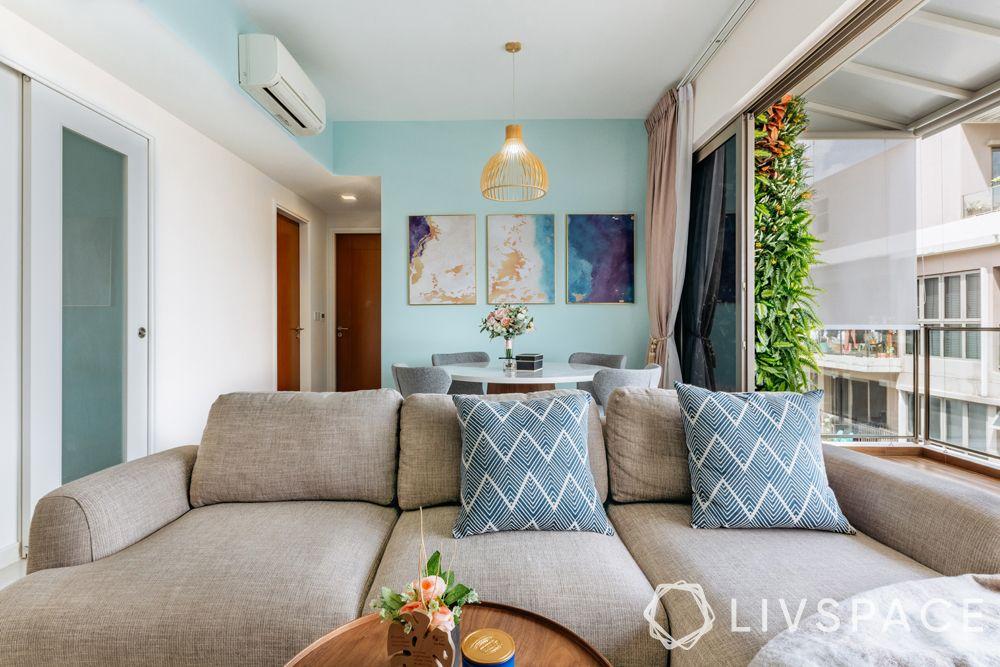 condo-interior-design-ideas-singapore-living-room-light-blue-wall