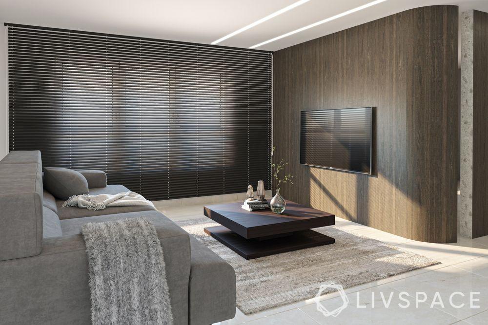 modern-house-design-living-room-laminate-panel-false-ceiling-neutral-wall