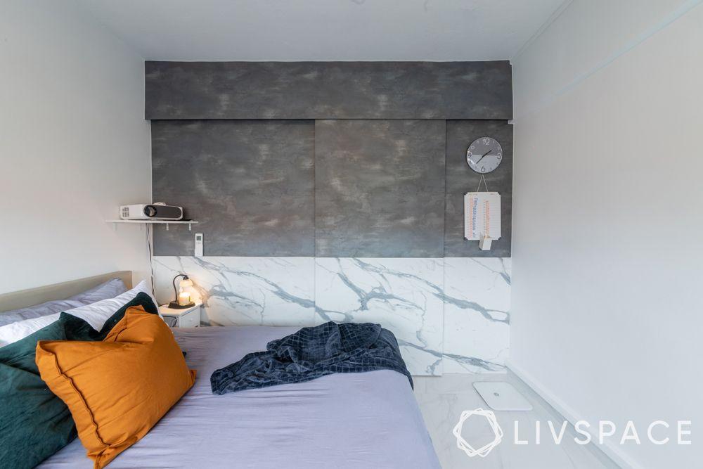 3-room-resale-flat-master-bedroom-stone-finish-divider