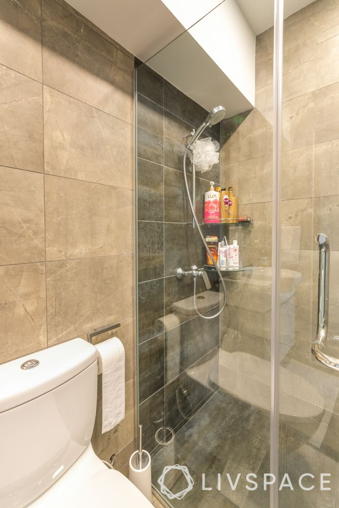 space-saving-ideas-toilet-glass-shower-cubicle